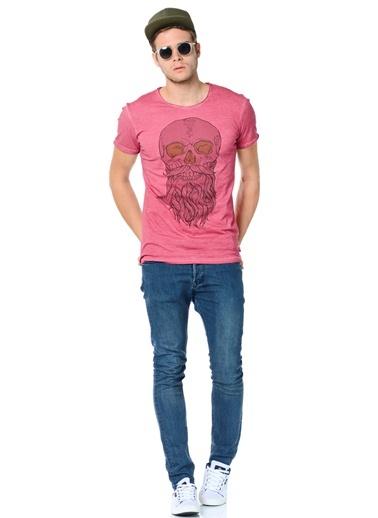 Baskılı Tişört-Bad Bear